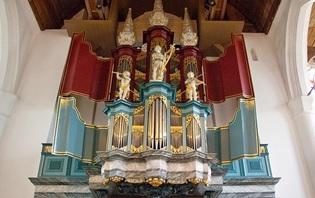 Smit-orgel Edam